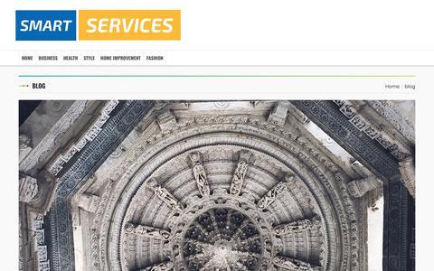 Screenshot of Blog smartservicescrc.com.au - blog Archives - - captured Dec. 17, 2018