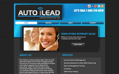 Low traffic Automotive Home Pages on Wix   Website