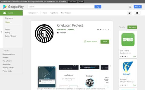 OneLogin Protect - Apps on Google Play
