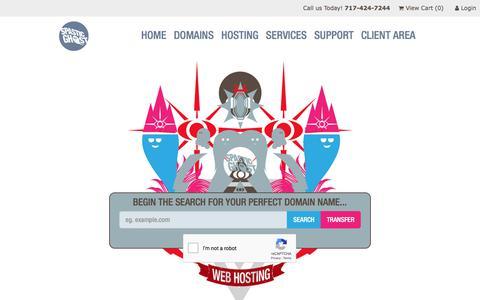 Screenshot of Home Page spasticghost.com - Portal Home - Spastic Ghost - captured Sept. 21, 2018