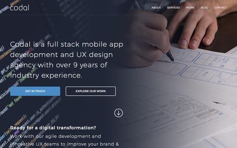 Mobile App Development Agency | UX Design Company | Chicago, IL