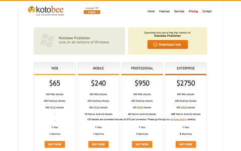 Medium traffic Pricing Pages | Website Inspiration and