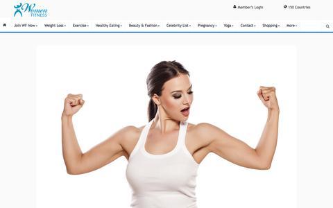 Good health - Women Fitness