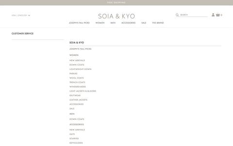 Screenshot of Site Map Page soiakyo.com - Sites-SK-Site - captured July 26, 2018