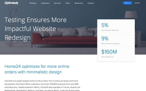 Testing Ensures More Impactful Website Redesign
