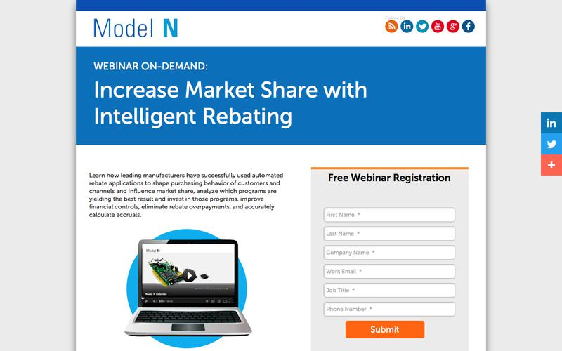 Increase Market Share with Intelligent Rebating