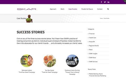 Case Studies | SKAR