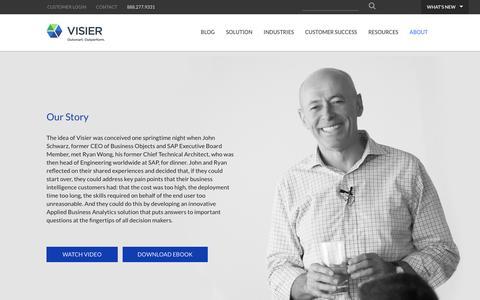 Company | Visier Inc.