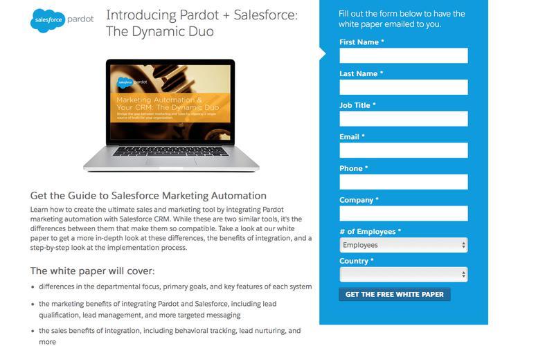 Pardot + Salesforce: The Dynamic Duo
