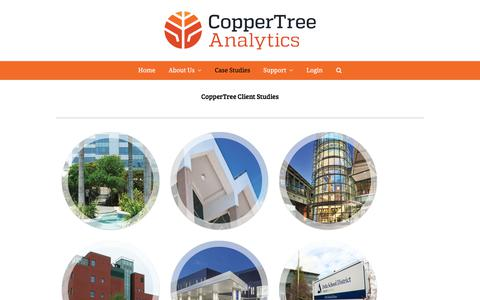 Case Studies - CopperTree Analytics Client Studies