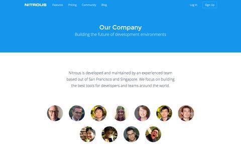Company · Nitrous