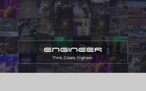 Screenshot of Home Page engineer.org.in - Engineer - captured July 22, 2015