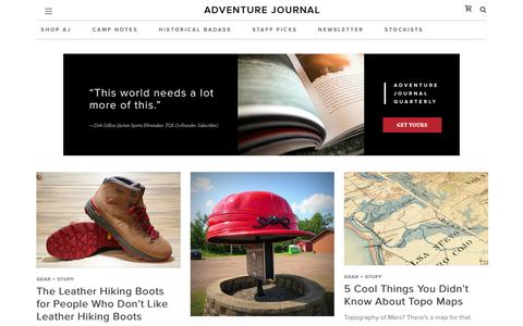 Gear + Stuff Archives - adventure journal