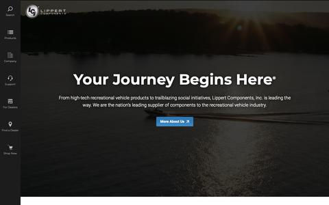 Screenshot of Home Page lci1.com - Home | LCI1.com - captured May 24, 2019