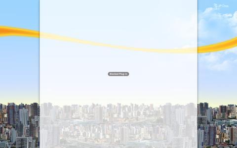 Screenshot of Home Page imobfort.com.br - IMOBFORT - Sites para imobiliárias com gerenciador integrado - captured June 12, 2016
