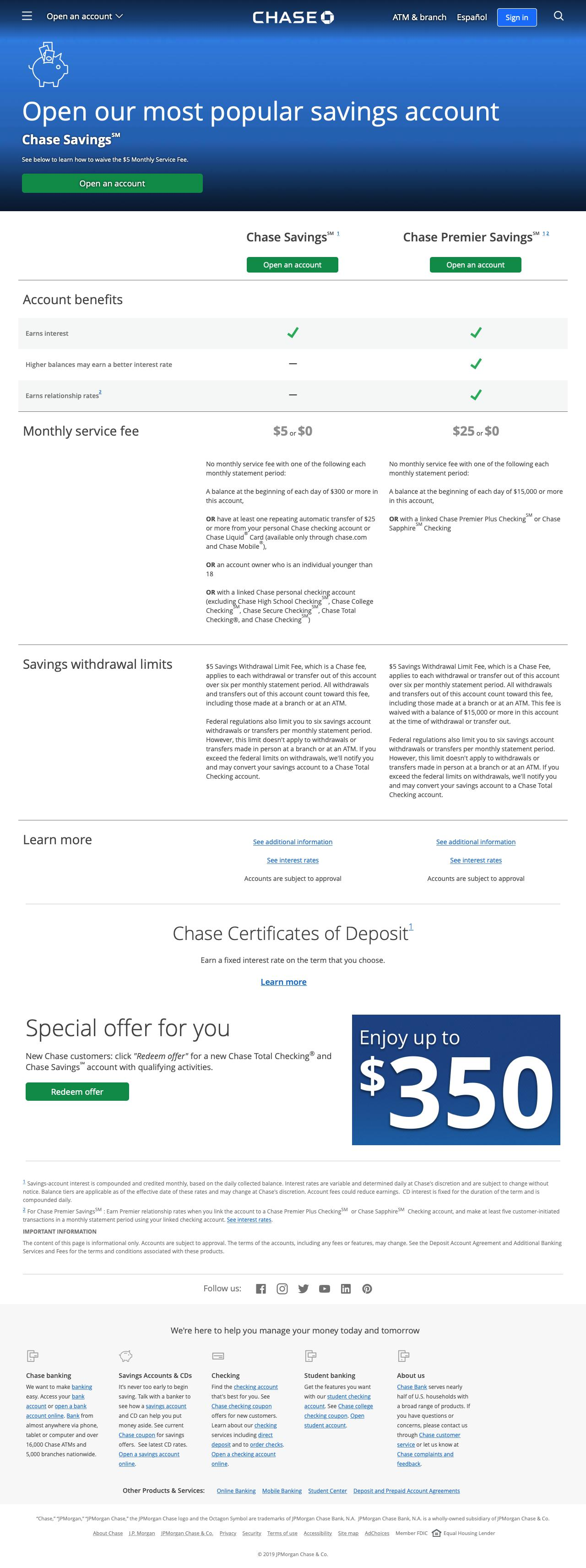 Chase Atm Withdrawal Limit