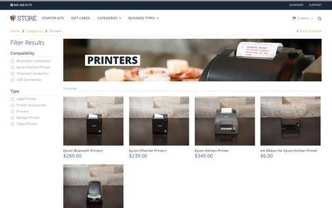 POS Printers | iPad POS Hardware | ShopKeep Store