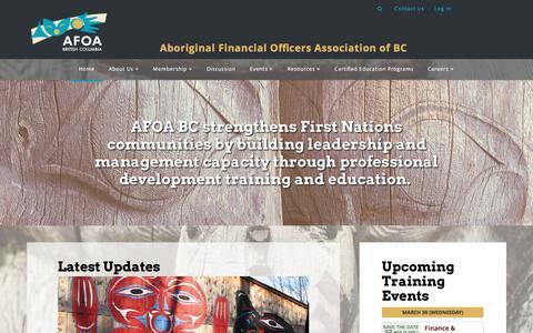 aboriginal financial officers association - 480×300