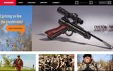 New Screenshot Crosman Corp. Home Page