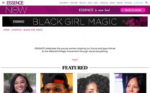 Black Girl Magic | Essence.com
