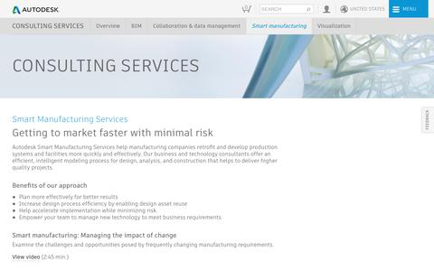 Manufacturing Facilities Consulting | Autodesk Consulting