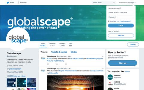 Globalscape (@globalscape) | Twitter
