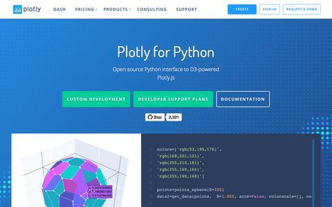 D3.js for Python and Pandas Charts