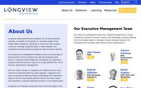 About Us | Longview