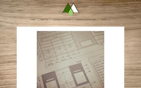 Screenshot of Services Page designbuildidaho.com - Design Build Idaho - captured Oct. 3, 2014