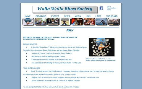 Screenshot of Signup Page wwbs.org - JOIN| WWBS - captured April 13, 2017