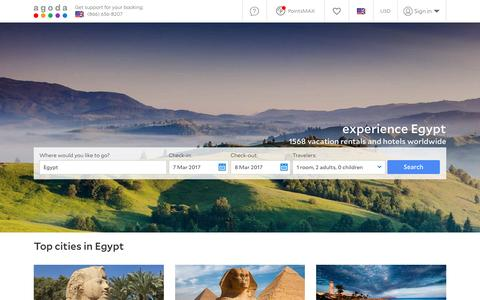 Egypt Hotels - Online hotel reservations for Hotels in Egypt