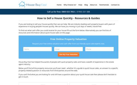 Property Resources & Guides | House Buy Fast