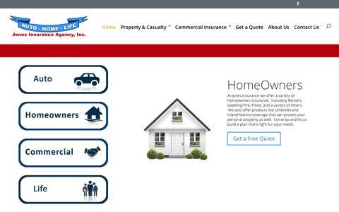 Jones Insurance - Washington and Williamston NC