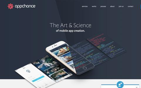 Mobile apps development - Android, iOS, iPhone - Appchance