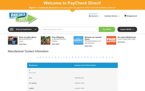 PayCheck Direct