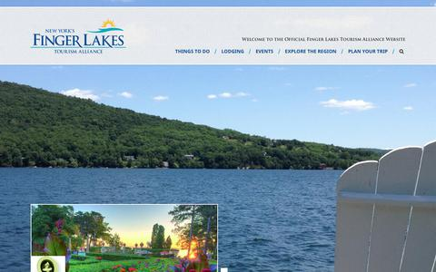 Finger Lakes NY Region Official Guide - Finger Lakes Tourism Alliance