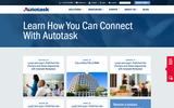 Old Screenshot Autotask Corporation
