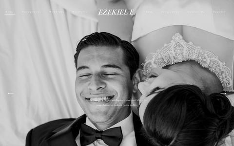 Ezekiel e. Miami Wedding photographers Wedding Photographers in Miami