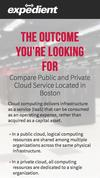 New Landing Page Expedient Data Centers