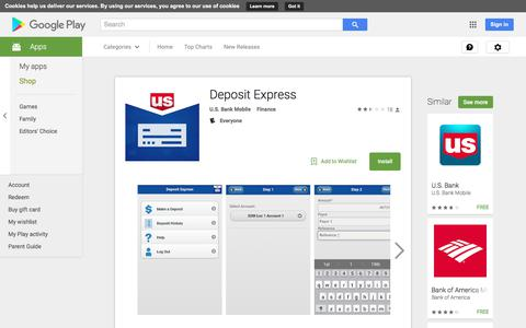 Deposit Express - Android Apps on Google Play
