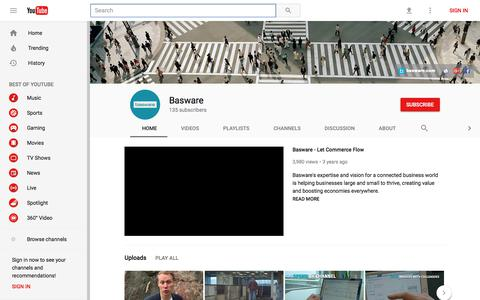 Basware - YouTube