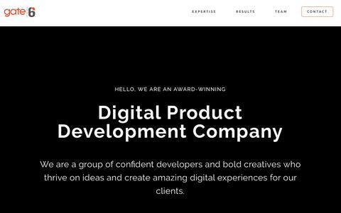 Digital Product Development Company Phoenix