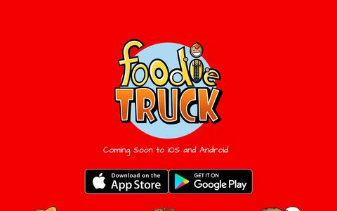 Screenshot of Home Page durhamgames.com - Durham Games — Foodie Truck – Coming Soon! - captured June 5, 2017