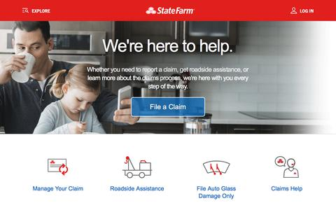 State Farm Claims Center