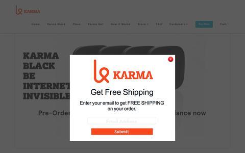 Karma 2018 | Karma