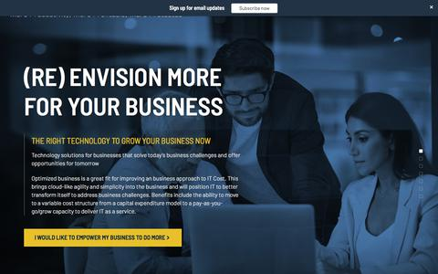 Screenshot of Home Page networksolutionsprovider.com - Home - Los Angeles, Long Beach, El Segundo | Network Solutions Provider - captured Jan. 12, 2018