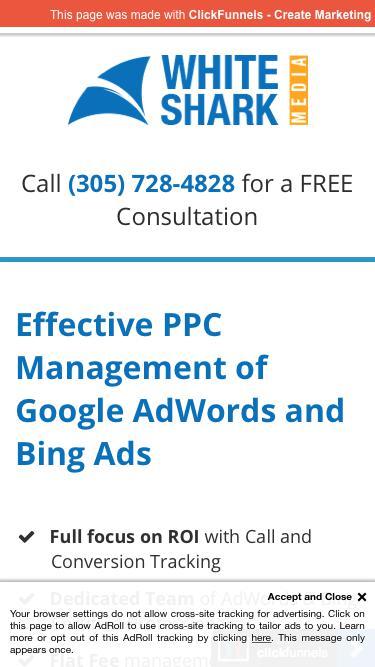 Expert PPC Management