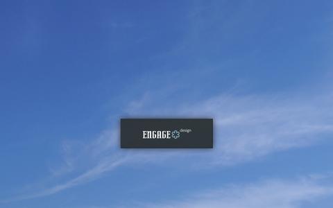 Screenshot of Home Page engagevision.com - engagevision.com | - captured Oct. 2, 2014