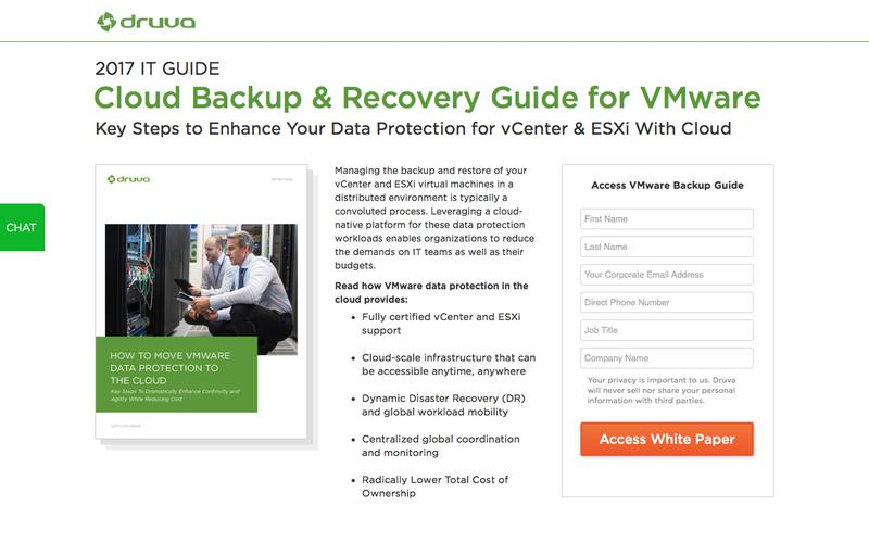 How to Move VMware Data Protection To the Cloud