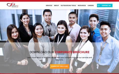 Infinit-O | BPO Outsourcing Companies Philippines